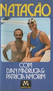 Natação com Djan Madruga & Patrícia Amorim - Poster / Capa / Cartaz - Oficial 1