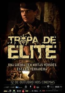 Tropa de Elite - Poster / Capa / Cartaz - Oficial 1