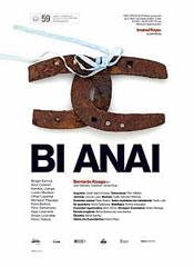 Dos hermanos          ( Bi anai ) - Poster / Capa / Cartaz - Oficial 1
