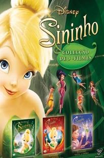 Tinker Bell: Uma Aventura no Mundo das Fadas - Poster / Capa / Cartaz - Oficial 3