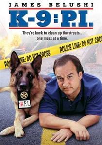 K-9: D.P. – Um Policial Bom Pra Cachorro  - Poster / Capa / Cartaz - Oficial 1