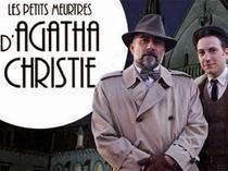Os Pequenos Crimes de Agatha Christie - Poster / Capa / Cartaz - Oficial 2