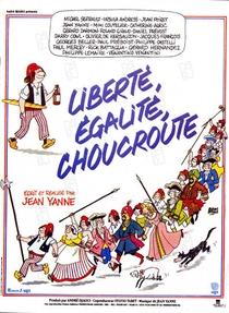 Liberdade, Igualdade e Revolução - Poster / Capa / Cartaz - Oficial 1