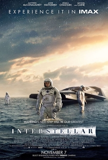 Interestelar - Poster / Capa / Cartaz - Oficial 9