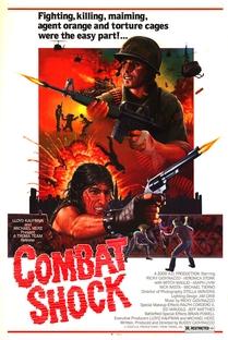 Combat Shock  - Poster / Capa / Cartaz - Oficial 2