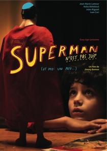 O Super-Homem não é judeu (...mas eu sou um pouco)  - Poster / Capa / Cartaz - Oficial 1