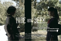 Hide and Seek - Poster / Capa / Cartaz - Oficial 1