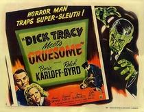 Dick Tracy Contra o Monstro - Poster / Capa / Cartaz - Oficial 3