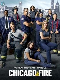 Heróis Contra o Fogo (4ª Temporada) - Poster / Capa / Cartaz - Oficial 1