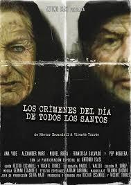 OS CRIMES DO DIA DE TODOS OS SANTOS - Poster / Capa / Cartaz - Oficial 1