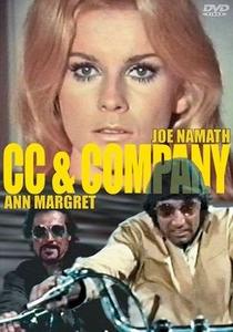 C.C. and Company - Poster / Capa / Cartaz - Oficial 1