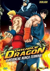 Double Dragon - A Revanche Nunca Termina - Poster / Capa / Cartaz - Oficial 1