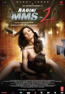 Ragini MMS 2 - Poster / Capa / Cartaz - Oficial 1