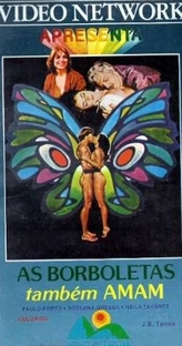 As Borboletas Também Amam - Poster / Capa / Cartaz - Oficial 1