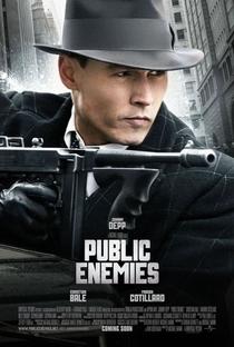 Inimigos Públicos - Poster / Capa / Cartaz - Oficial 1