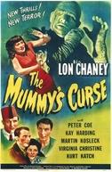 A Praga da Múmia (The Mummy's Curse)