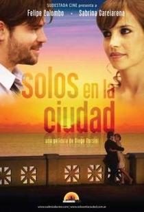 Solos en la Ciudad - Poster / Capa / Cartaz - Oficial 1