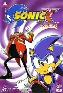 Sonic X (2ª Temporada) - Poster / Capa / Cartaz - Oficial 12