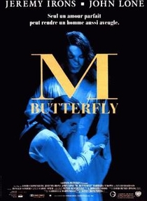 M. Butterfly - Poster / Capa / Cartaz - Oficial 7