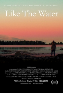 Like the Water - Poster / Capa / Cartaz - Oficial 1
