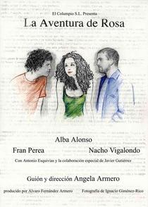 A Aventura de Rosa - Poster / Capa / Cartaz - Oficial 1