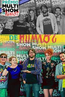 Prêmio Multishow de Humor (4ª Temporada) - Poster / Capa / Cartaz - Oficial 1