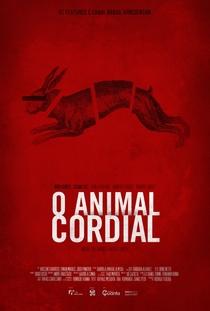 O Animal Cordial - Poster / Capa / Cartaz - Oficial 1