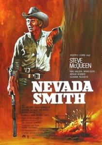 Nevada Smith - Poster / Capa / Cartaz - Oficial 1