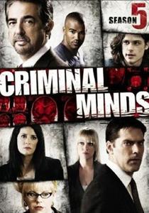 Mentes Criminosas (5ª Temporada) - Poster / Capa / Cartaz - Oficial 1