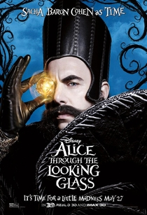Alice Através do Espelho - Poster / Capa / Cartaz - Oficial 17