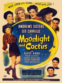 Moonlight and Cactus - Poster / Capa / Cartaz - Oficial 1