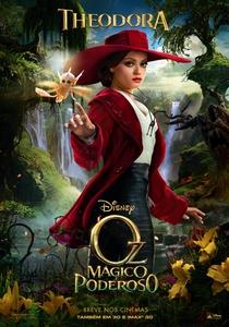 Oz: Mágico e Poderoso - Poster / Capa / Cartaz - Oficial 7