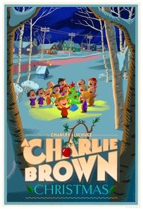 O Natal do Charlie Brown - Poster / Capa / Cartaz - Oficial 5