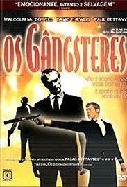 Os Gângsteres - Poster / Capa / Cartaz - Oficial 2