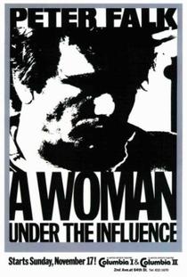 Uma Mulher Sob Influência - Poster / Capa / Cartaz - Oficial 7