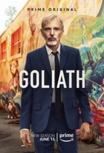 Goliath (2ª Temporada) - Poster / Capa / Cartaz - Oficial 1