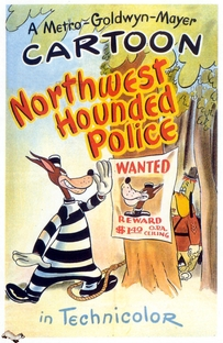 Northwest Hounded Police - Poster / Capa / Cartaz - Oficial 1