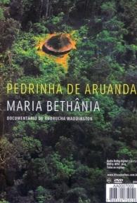 Maria Bethânia - Pedrinha de Aruanda - Poster / Capa / Cartaz - Oficial 1