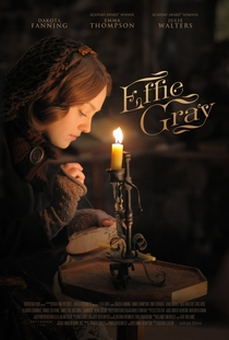 Effie Gray: Uma Paixão Reprimida - Poster / Capa / Cartaz - Oficial 4