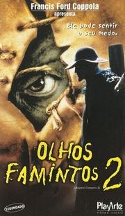 Olhos Famintos 2 - Poster / Capa / Cartaz - Oficial 2