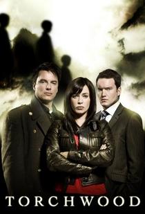 Torchwood (3ª Temporada) - Poster / Capa / Cartaz - Oficial 3