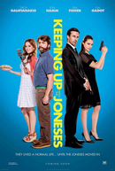 Vizinhos Nada Secretos (Keeping up with the Joneses)