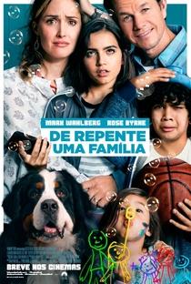 De Repente uma Família - Poster / Capa / Cartaz - Oficial 1