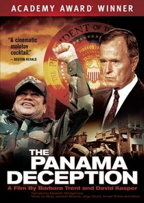 The Panama Deception - Poster / Capa / Cartaz - Oficial 1