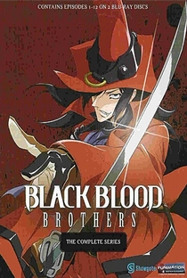 Black Blood Brothers - Poster / Capa / Cartaz - Oficial 14