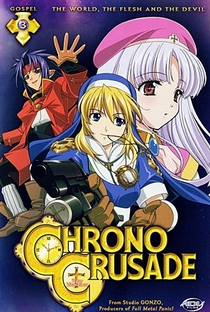 Chrno Crusade - Poster / Capa / Cartaz - Oficial 4