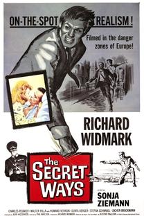 Os Caminhos Secretos - Poster / Capa / Cartaz - Oficial 1