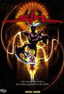 Sin: The Movie - Poster / Capa / Cartaz - Oficial 1