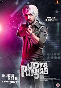 Udta Punjab - Poster / Capa / Cartaz - Oficial 2
