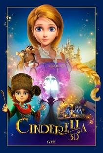 Cinderela e o Príncipe Secreto - Poster / Capa / Cartaz - Oficial 2